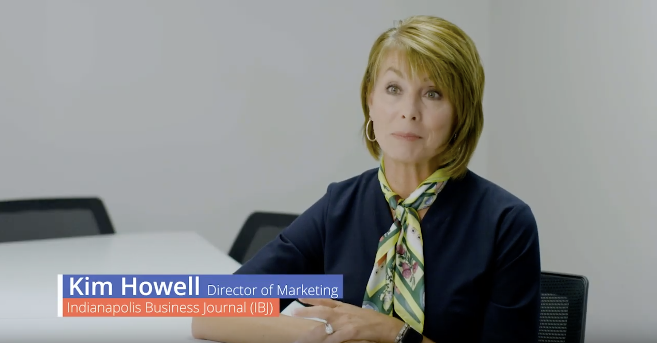 """Indianapolis Business Journal Testimonial: """"Effortless"""" Move and Workstation Design"""